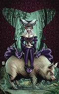 Revenge of Wonderland #1 (of 6) Cvr C Krome