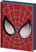 SPIDER-MAN-WEB-HEAD-METALPVC-EMBELLISHED-JOURNAL-10PC-DISP
