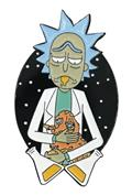 Rick And Morty Lonely Rick Lapel Pin (C: 1-0-2)
