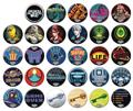 Ready Player One 144Pc Button Asst (Net) (C: 1-1-2)