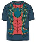 AVENGERS-IW-I-AM-IRON-SPIDER-PX-NAVY-TS-SM-(C-1-1-0)