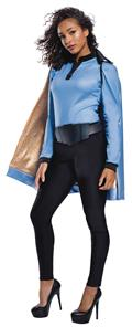 Star Wars Lando Calrissian Female Costume Xs (Net) (C: 1-0-2