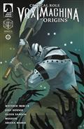 Critical Role Vox Machina Origins Series II #1 (of 6)