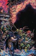 Batman Teenage Mutant Ninja Turtles III #3 (of 6) Var Ed