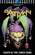 Batman Death of The Family Saga DC Essential Ed TP