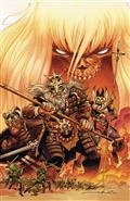 Ragnarok Breaking of Helheim #1 (of 6) Cvr A Simonson