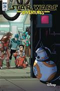 Star Wars Adventures #24 Cvr A Levens (C: 1-0-0)