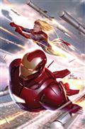 Tony Stark Iron Man #14