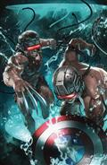 Wolverine And Captain America Weapon Plus #1