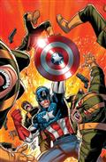 Captain America Invaders Bahamas Triangle #1 Lim Var