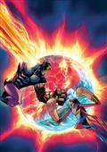 Ms Marvel Annual #1 Baldeon Var