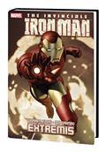Iron Man Extremis Marvel Select HC