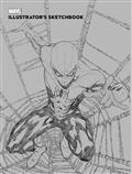 Marvel Illustrators Sketchbook TP