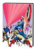 Official Handbook of Marvel Universe Omnibus HC