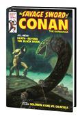 Savage Sword of Conan Orig Marvel Yrs Omnibus HC Vol 02 Star