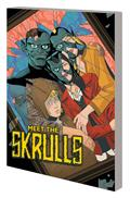 Meet The Skrulls TP