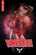 Vampirella #1 Cvr E Cosplay