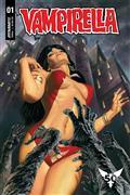 Vampirella #1 Sgn Atlas Ed (C: 0-1-2)