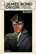 James Bond Origin #11 Cvr E Bob Q