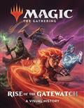 MTG-RISE-OF-THE-GATEWATCH-VISUAL-HISTORY-HC-(C-0-1-0)