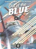 Out of The Blue HC GN Vol 02 (of 2) (C: 1-0-0)