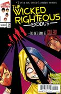 Wicked Righteous Vol 2 #3 (of 6) (MR)