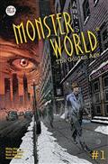 Monster World Golden Age #1 (of 6) Cvr A Kowalski