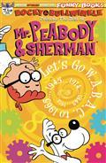 Rocky & Bullwinkle Best of Peabody & Sherman #1 Cvr A