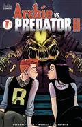 Archie vs Predator 2 #1 (of 5) Cvr C Derek Charm