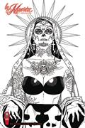 La Muerta Retribution #1 (of 2) Raw Ed (MR)
