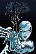 DF Silver Surfer Black #1 Sgn Cates Plus 1