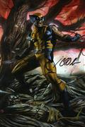 DF Return Wolverine #1 Csa Exc Virgin Sgn Soule & Granov