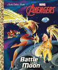 AVENGERS-BATTLE-ON-MOON-LITTLE-GOLDEN-BOOK-(C-0-1-0)