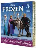 DISNEY-FROZEN-LITTLE-GOLDEN-BOOK-LIBRARY-(C-0-1-0)