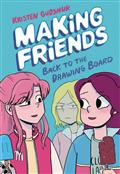 MAKING-FRIENDS-HC-GN-VOL-02-BACK-TO-DRAWING-BOARD-(C-0-1-0)