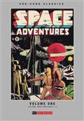 Pre Code Classics Space Adventures HC Vol 01 (C: 0-1-1)