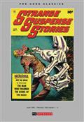 Pre Code Classics Strange Suspense Stories HC Vol 01 (C: 0-1