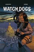 Watch Dogs #1 Cvr B Horne
