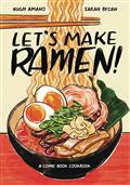 LETS-MAKE-RAMEN-COMIC-BOOK-COOKBOOK-(C-0-1-0)