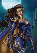 Belle Oath of Thorns #1 Cvr C Santacruz