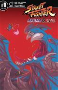 Street Fighter Akuma vs Hell #1 Cvr B Huang