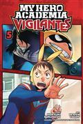 My Hero Academia Vigilantes GN Vol 05 (C: 1-0-1)
