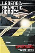 Legend of Galactic Heroes SC Novel Vol 09 (C: 1-0-1)