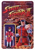 Street Fighter M Bison Reaction Figure (Net) (C: 1-1-2)