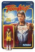 Teen Wolf 1985 Basketball Scott Reaction Figure (Net) (C: 1-