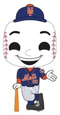 Pop Mlb Mr Met Vinyl Fig (C: 1-1-2)
