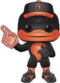 Pop Mlb The Oriole Bird Baltimore Vinyl Fig (C: 1-1-2)