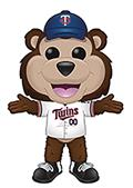 Pop Mlb Tc Bear Twins Vinyl Fig (C: 1-1-2)