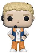 Pop Rocks Nsync Justin Timberlake Vinyl Figure (C: 1-1-2)