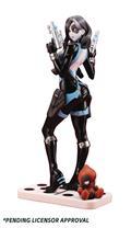 Marvel Domino Bishoujo Statue (Net) (C: 1-1-2)